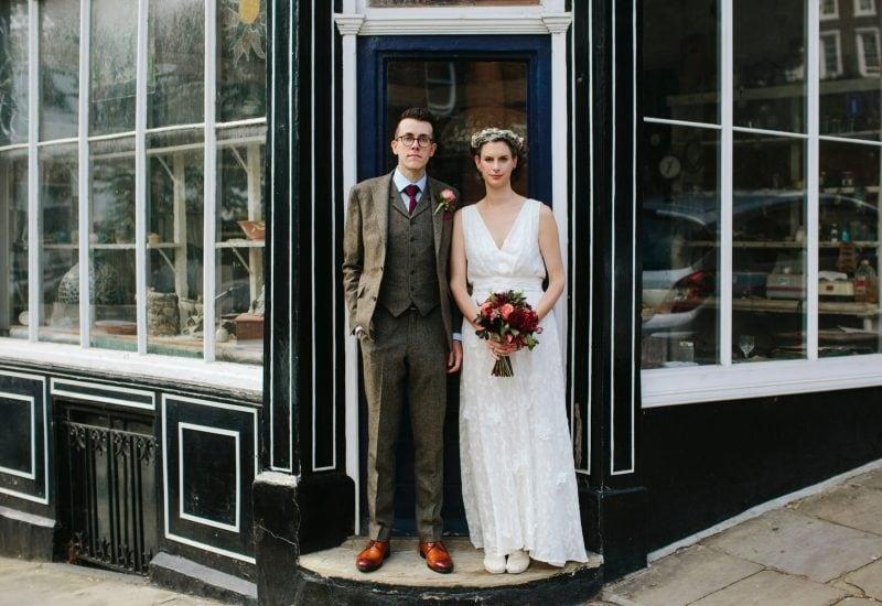 Prince Albert Pub Wedding Camden Em Al