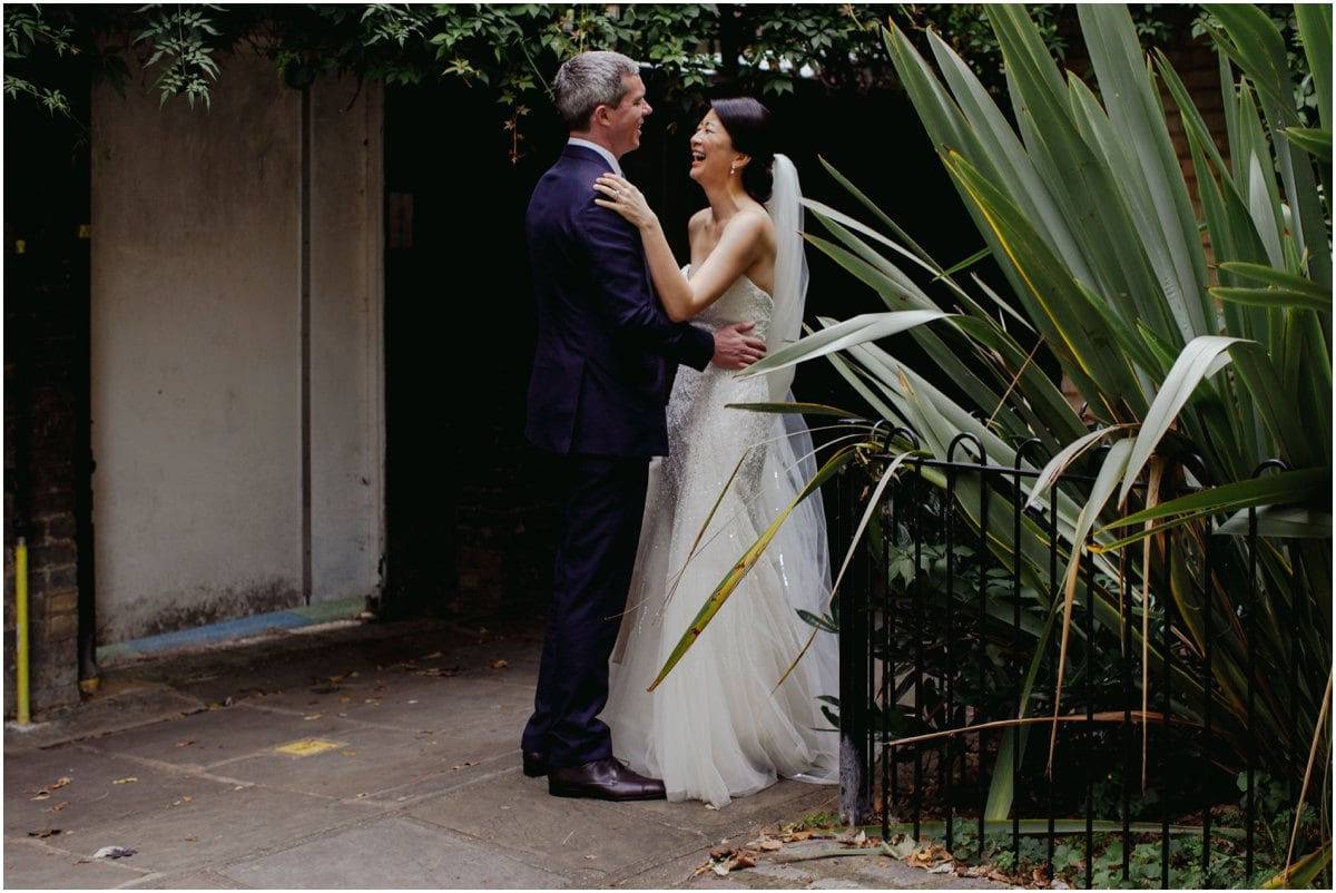 28 Portland Place wedding Photography