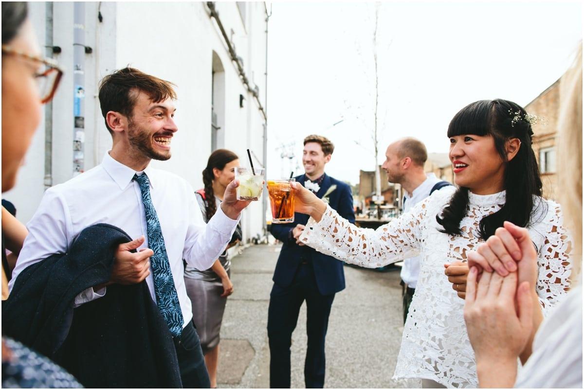 East london wedding photos