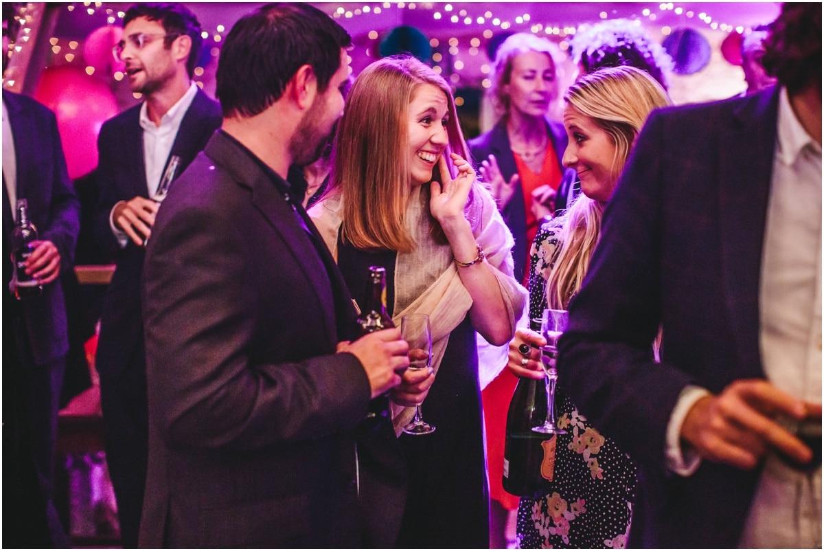 Marquee Reception festival wedding wiltshire