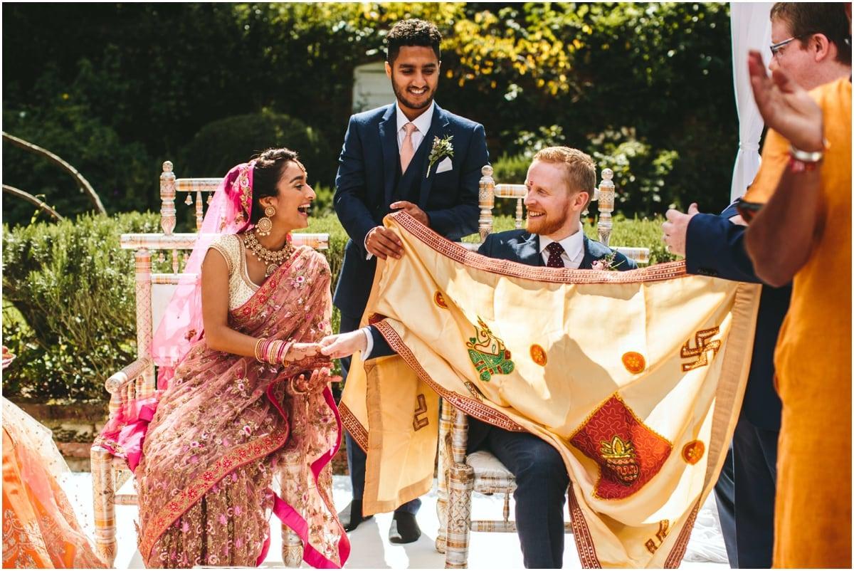 alternative asian wedding photography