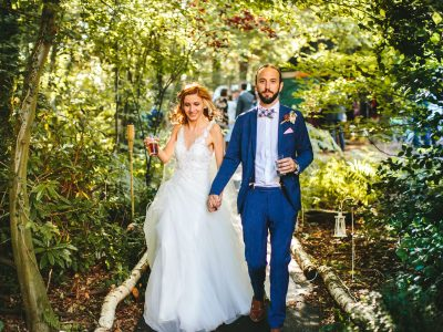 forest wedding Kent