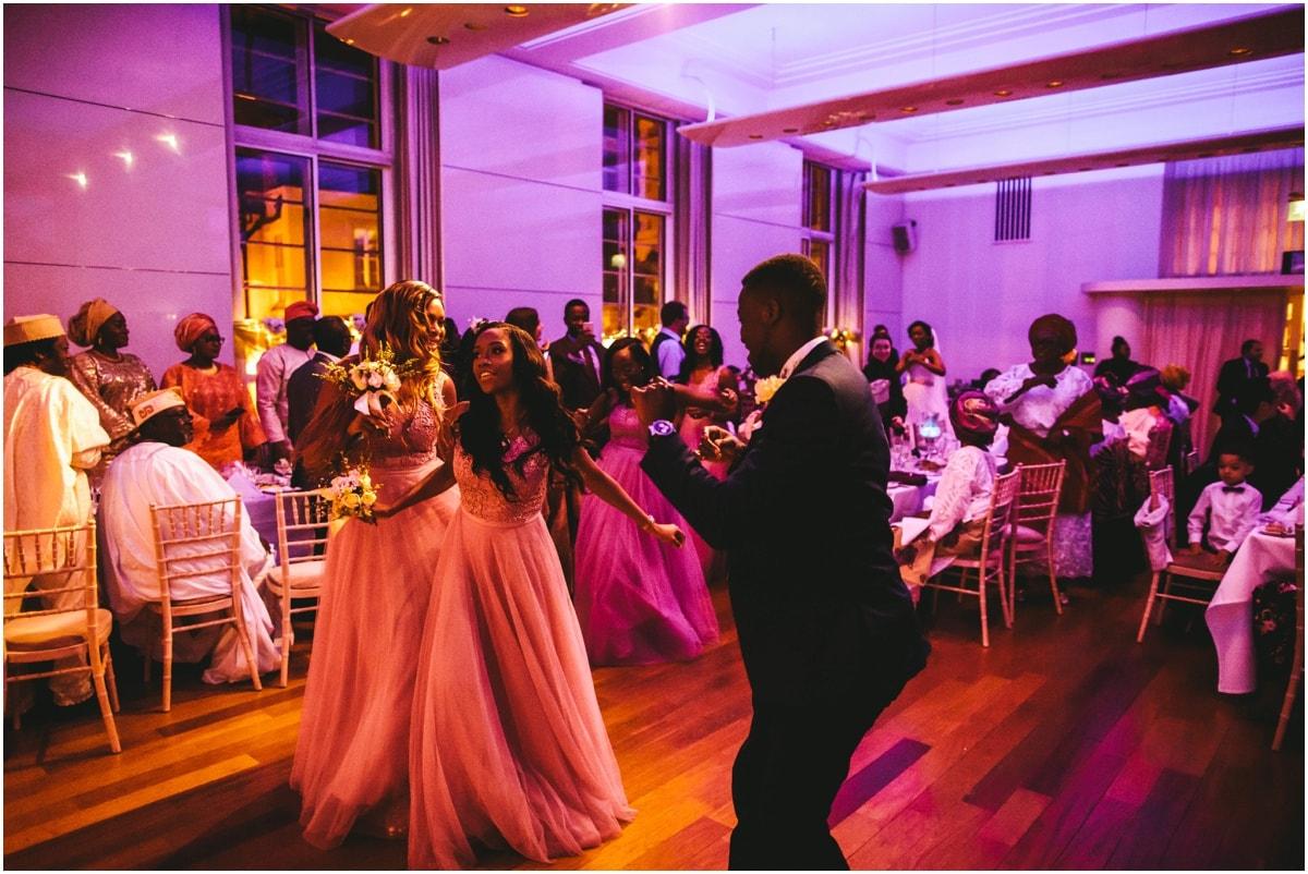 Royal Overseas League Wedding