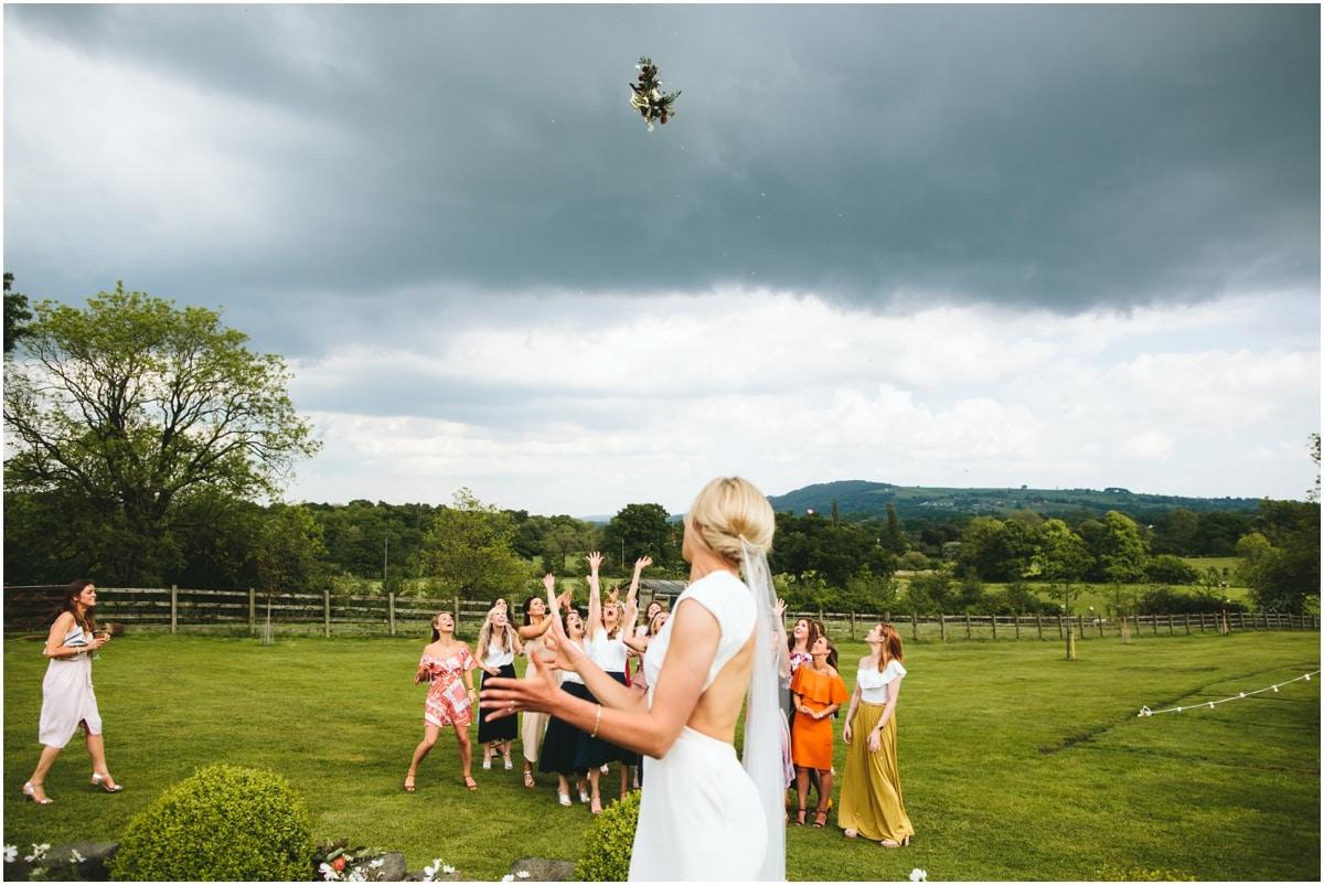 throwing bouquet photos