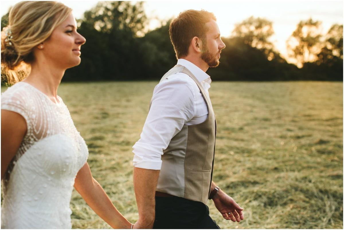 outdoor wedding essex