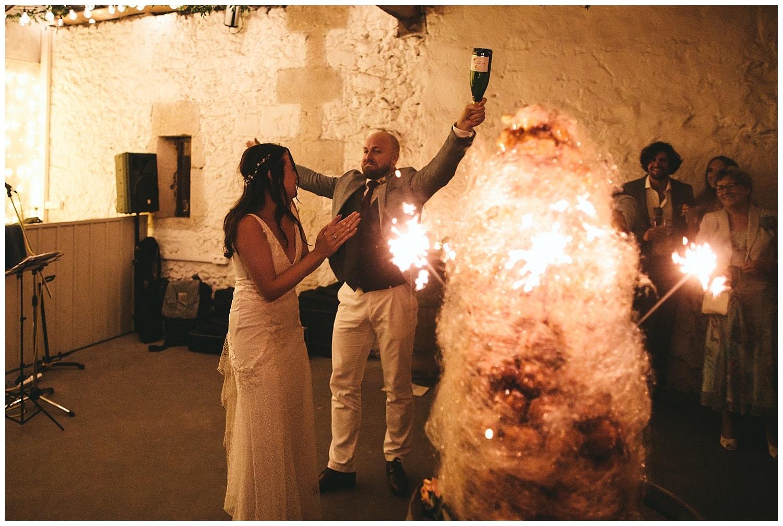 The Dordogne France wedding