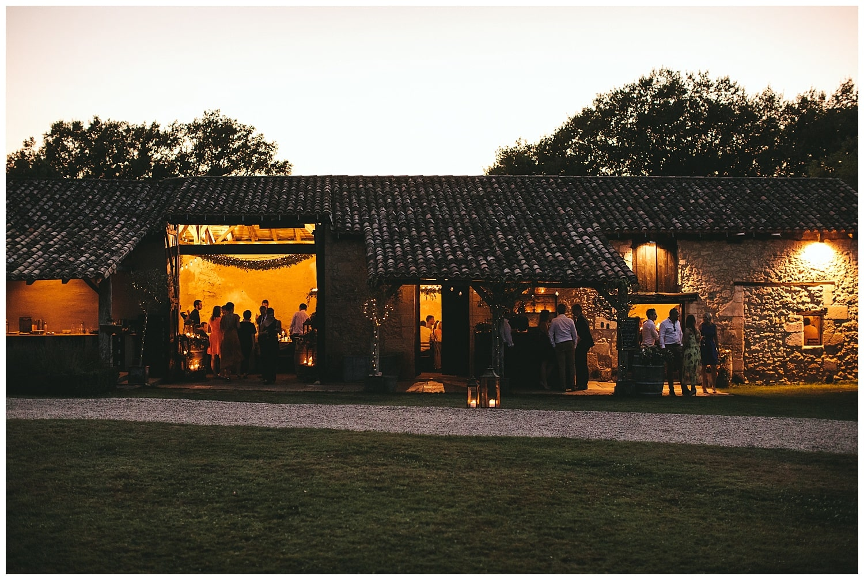French vineyard wedding photography
