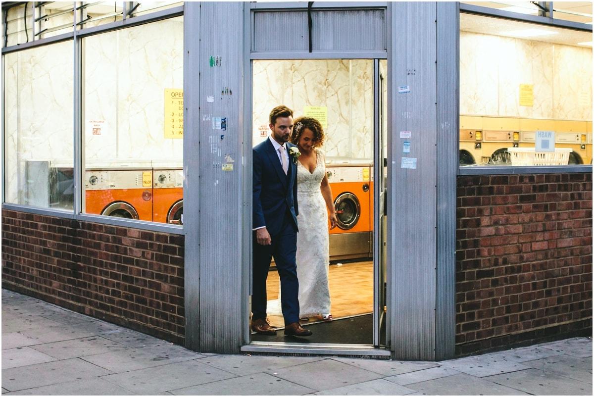 alternative London wedding