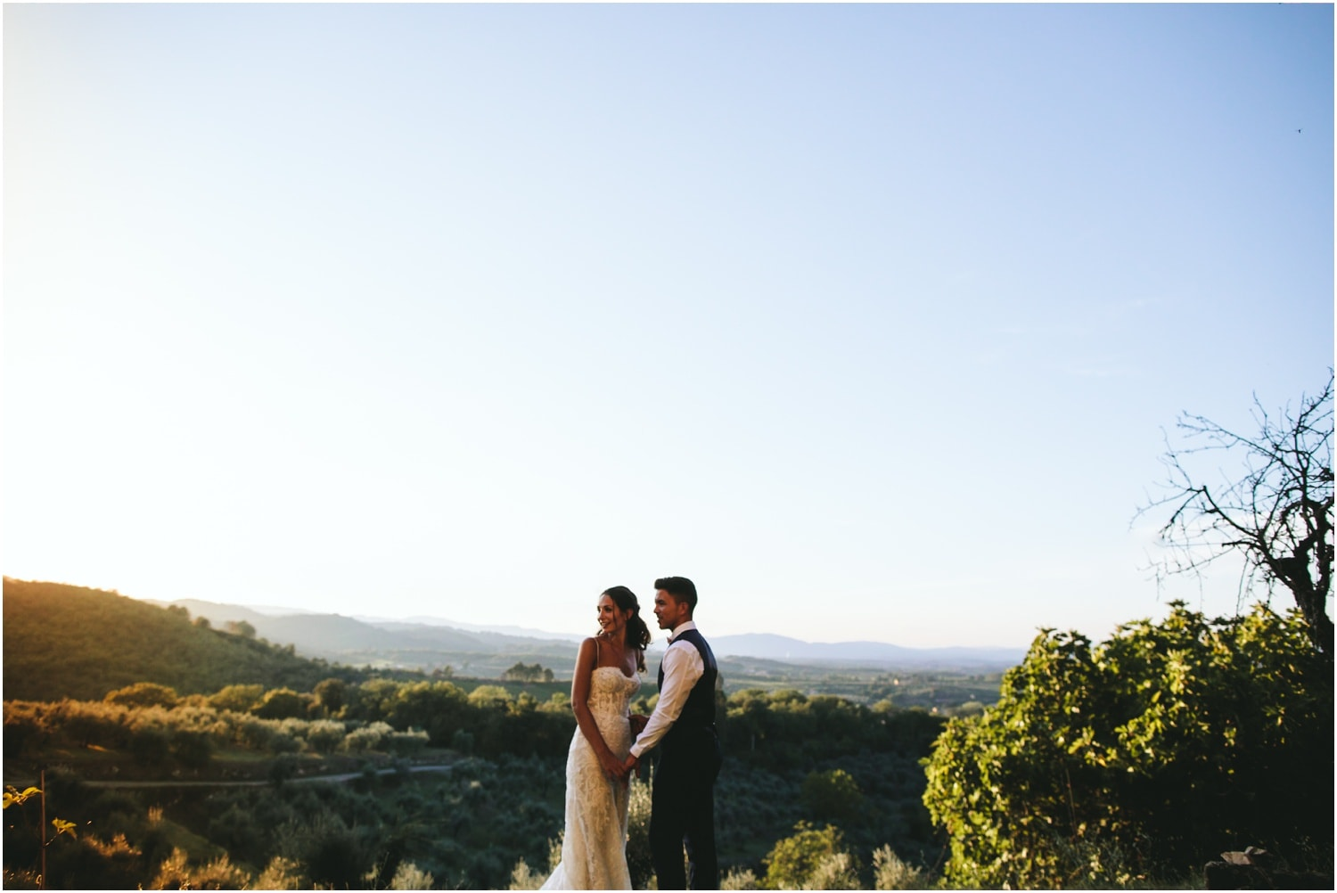 villa petrolo wedding Tuscany