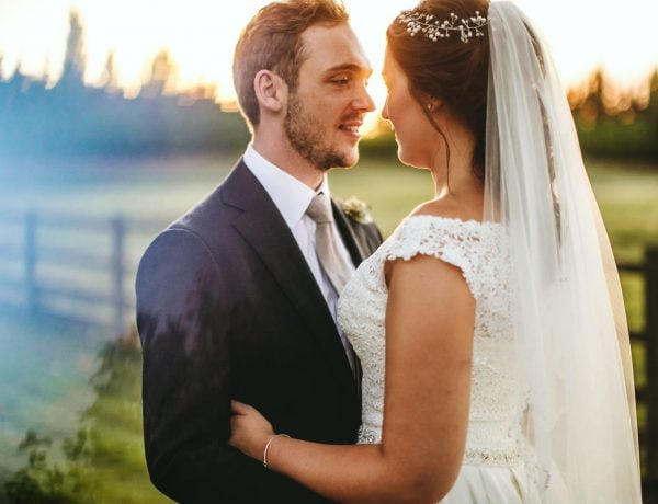 the tythe barn wedding